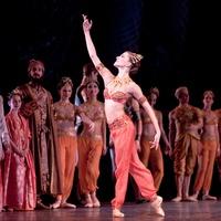 Nancy, life in the middle, Houston Ballet, La Bayadere, Kelly Myernick