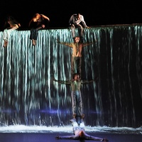 Society for the Performing Arts presents Motionhouse in Scattered: A Meteor Shower of Unlikely Moments