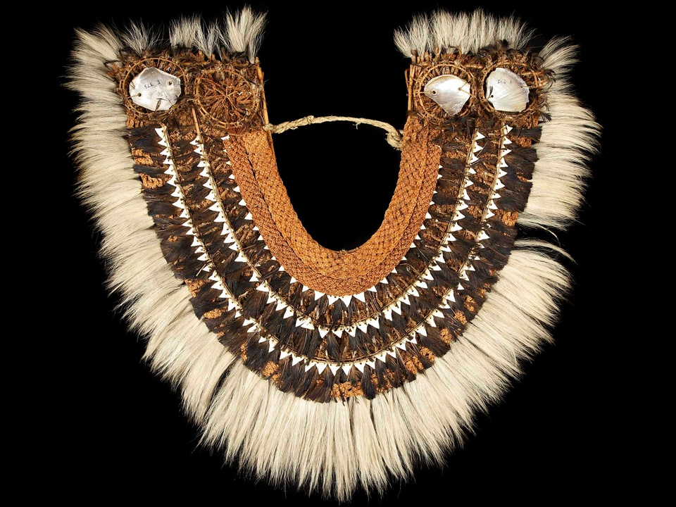 MFAH American Adversaries September 2013 Taumi Gorget