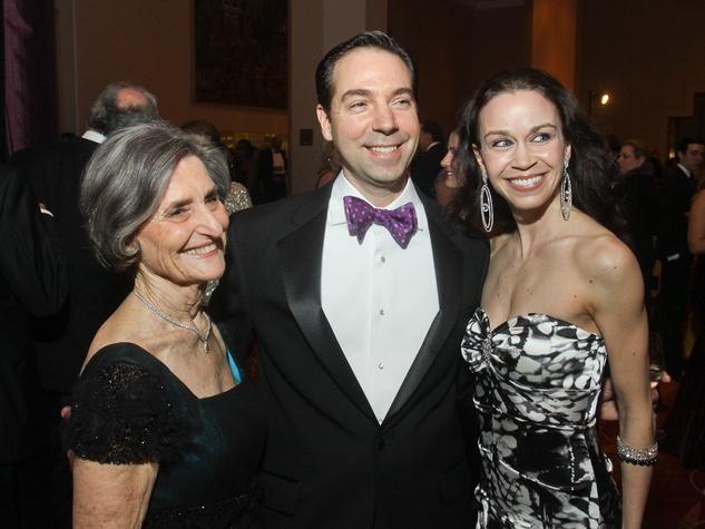 News_Houston Ballet Ball_February 2012_Melza Barr_Jim Nelson_Amy Fote