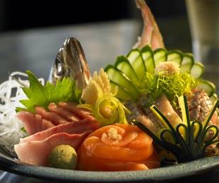 Sushi at Shinsei restaurant in Dallas