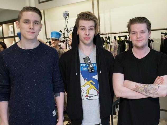 Finnbogi Bauer, Benju Bauer, Fannar Bauer