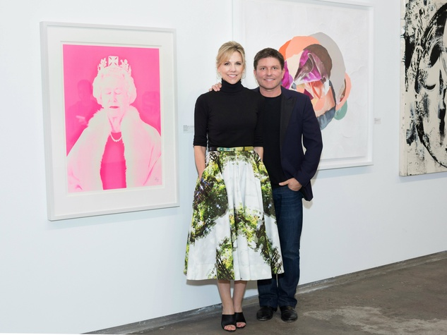 Joyce Goss, Kenny Goss, MTV redefine preview party