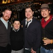 Mixologists at Woodford Reserve Manhattan party