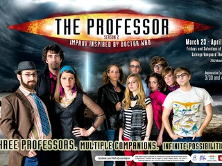 Austin photo: Event_The Professor_Poster