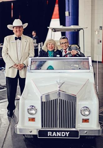 News, Shelby, Joe Jordan, Jan Jordan, Randy Fenoli, Bridal Extravaganza, February 2015