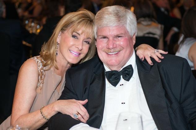 248 Sheridan and John Eddie Williams at the Houston Children's Charity Gala November 2014