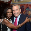 4 Jacquie Baly and Jason Fuller at the Fox 26 RoundUP Launch February 2014