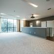 Media room at 4321 Travis St. in Dallas
