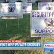 Oak Forest subdivision hires private security October 2013