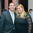 Tanner and Cristina Bailey at the Young Professionals Backstage party January 2014