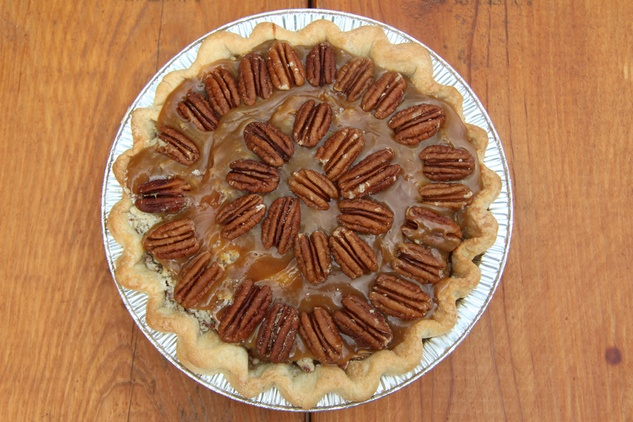 TX Pie Kitchen Caramel apple pecan