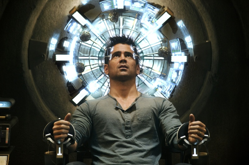 Total Recall 2012, August 2012, movie still