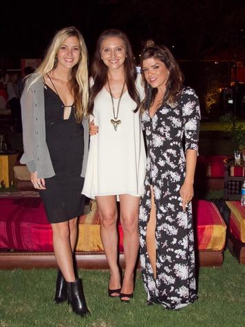 Tribeza Fashion Show 2014 Madison Enloe Kristyn Kennedy Marlene Goodfleisch