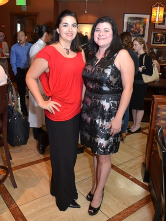 News_Jaycees_CultureMap Mixer on the Map_March 2012_Eve Ruhlman_Catarina Cron