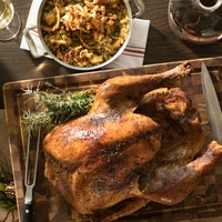 SweetFire Kitchen Thanksgiving