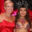 198 Houston SPA gala April 2013 showgirls with Rosemary Schatzman, second from left, and Vanessa Sendukas