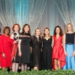 News, Greater Houston Women's Chamber of Commerce Gala, Dec. 2015, Laura Ward, Polly Turner, Nancy Strohmer, Elizabeth Stein, June Ressler, Dr. Laura Petersen, Gina Luna, Dr. Kelly K. Hunt, Susan Bischoff
