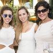 Ytalia Bocanegra, Kaitlin McCrum, Lina Ghosh, white party kick off
