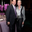 John Evatz and Doris Cantrell at the Asprey dinner October 2013