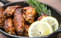 Cane Rosso Austin chicken wings