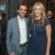 8 Giorgio Milos and Mitzi Gaskins at the JW Marriott Houston Grand Opening November 2014