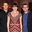 Josh Morgan, Tessa Todd, Eric Dorton, mba 8x8 party