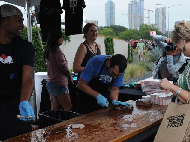 9 Texas Monthly BBQ Festival September 2014 Aaron Frankin