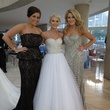 Caitlin, Meghan, and Mary Mitchell, DSOL Presentation Ball