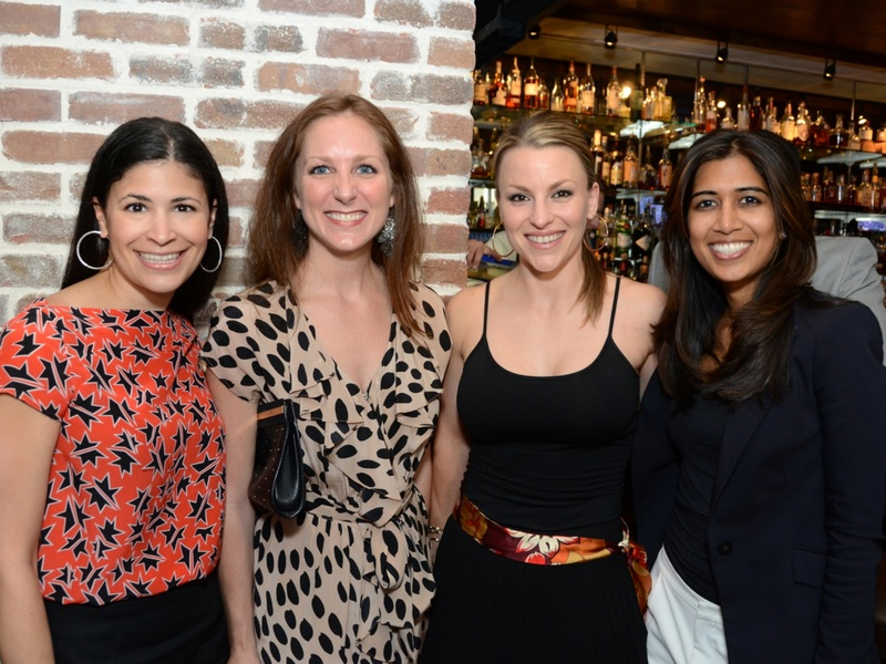 Slideshow ballet at the bar merry young professionals for Houston social groups