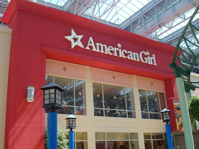 News_American Girl_doll store_Mall of America