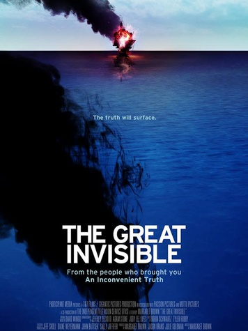 The Great Invisible SXSW movie poster March 2014