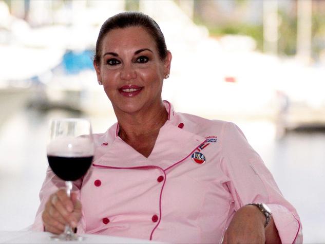 Yolanda Yanar chef Sugar Land Wine & Food Affair April 2014