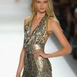 Clifford, Fashion Week spring 2013, Rachael Zoe, metallic gown