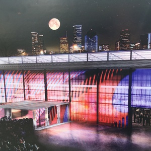 Super Venue Temporary Nightclub Pops Up For Bruno Mars