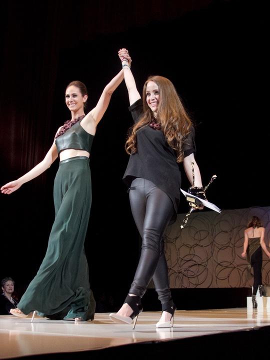 Spectrum UT Senior Fashion Show 2014 Ronit Joselevitz