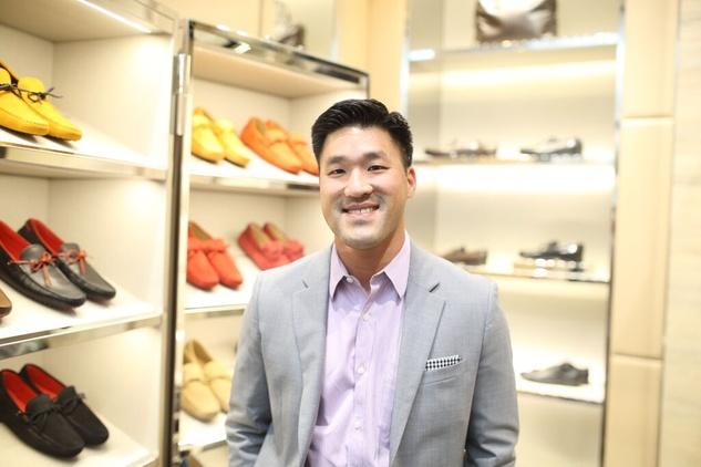 Tod's grand opening Thomas Nguyen