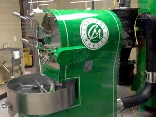 Central Market Westgate coffee roaster