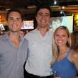 017_ Cole Ramsey, Elliott Taliaferro and Ginger Wedemeyer_Friends of DePelchin Happy Hour Little Woodrow's