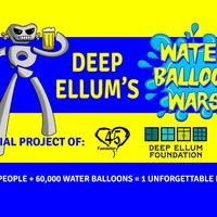 Foundation45 presents Deep Ellum Water Balloon Wars