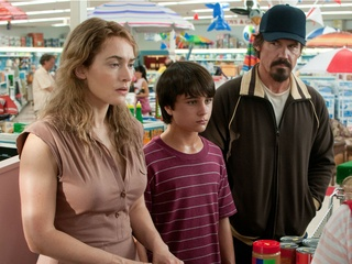Kate Winslet, Gattlin Griffith and Josh Brolin in Labor Day