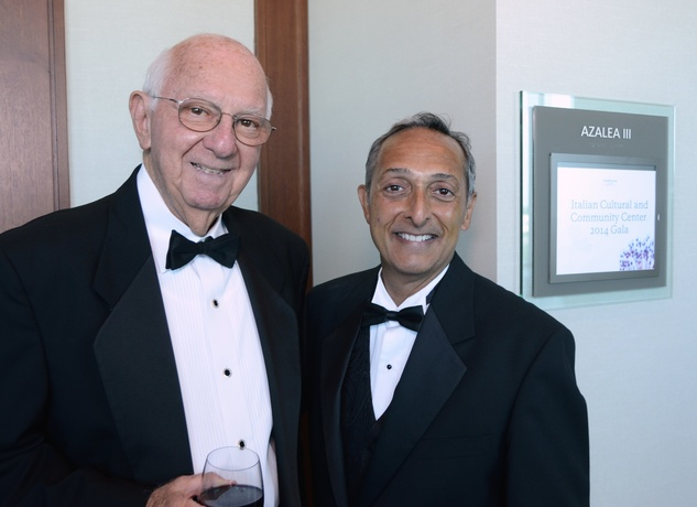 News, Shelby, Italian Cultural and Community Center gala, August 2014 Michael Montalbano, John Marion Carrabba