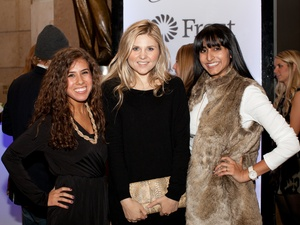 Jackie Langston, Nicole Tremblay, Nicki Patel