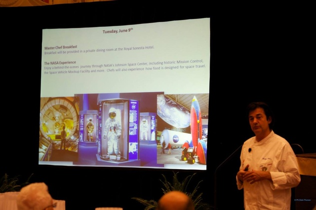 Philippe Schmit presents Master Chefs of France