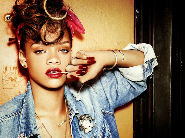 Rihanna Diamonds World Tour photo
