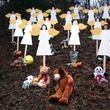 Sandy Hook, shooting, angels, December 2012