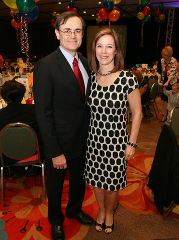 James McKellar, Mary Jo McKellar, Pot of Gold Luncheon