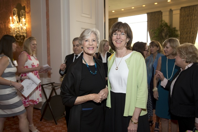 Houston, Spaulding for Children Luncheon, May 2015, Sandy Leffler, Susie Dilg