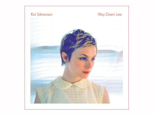 News_Chris Becker_Rare Kat Edmonson_Way Down Low_album cover