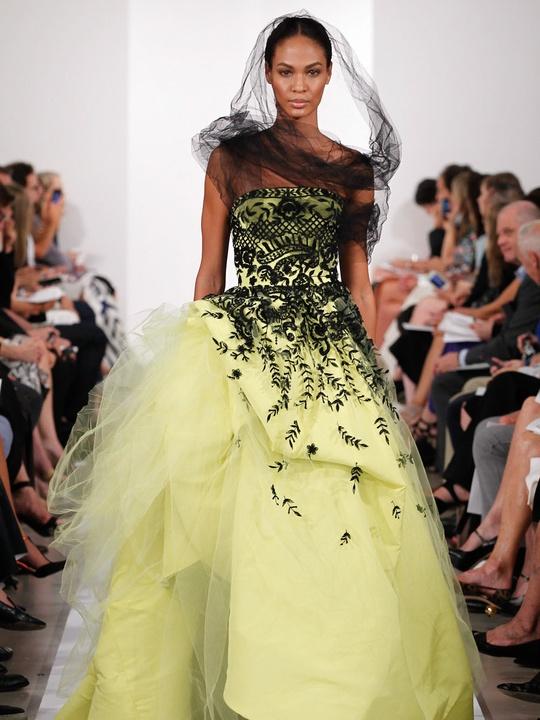 Fashion Week spring summer 2014 Oscar de la Renta Look 51